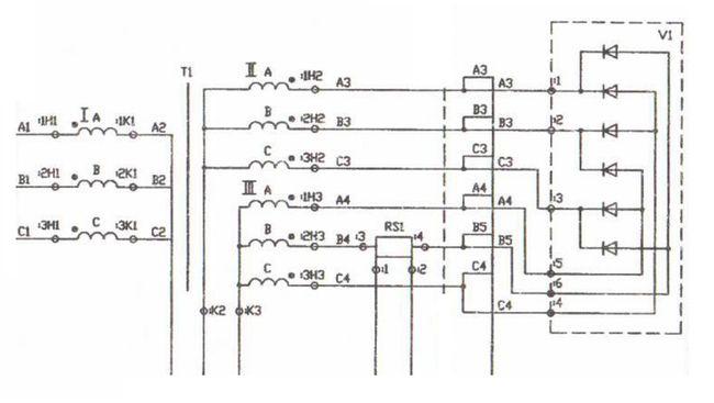 ВДМ-1202С: схема подключения