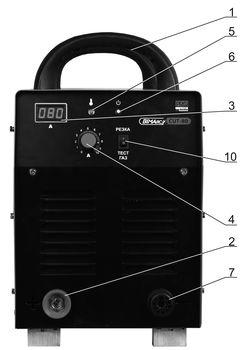 Лицевая панель CUT-80 BIMArc PRO Line